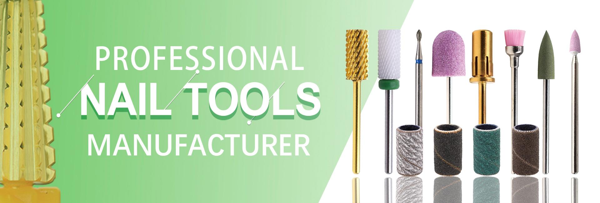 Professional Nail Tools