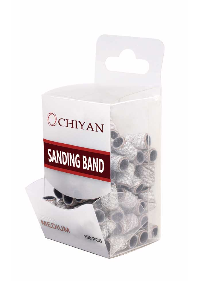 Package-Sanding Band